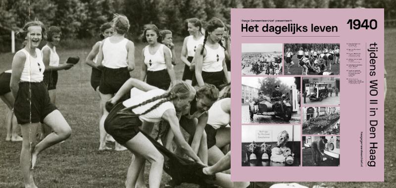 1940-7 sportdag Hitlerjugend | Polygoon